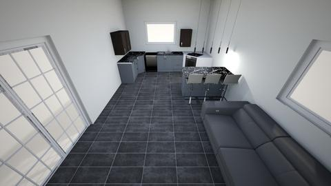 Modern Kitchen  - Kitchen  - by stacey patterson