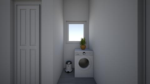 Laundry section  - by saratevdoska