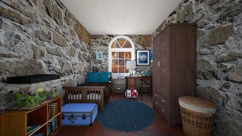 Amatzen - Bedroom - by scourgethekid