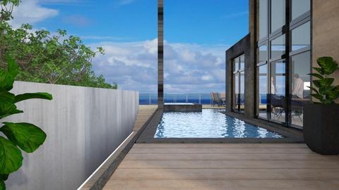 Pool Deck - Modern - Garden  - by sara andrade
