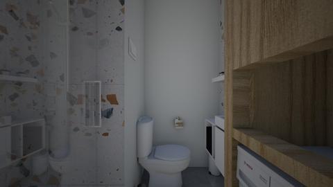 6_2_2021 - Bathroom  - by michaela_sebova