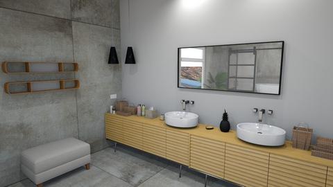 NERINEA - Modern - Bathroom  - by _luciasalvador