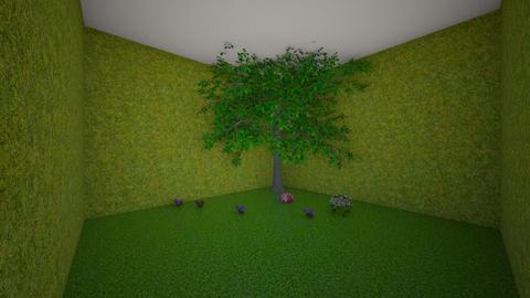 prop set - Garden  - by kalynweis0822