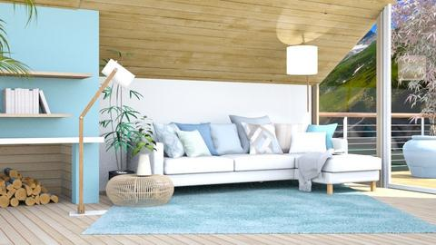 lake_contest_iope - Living room  - by iope