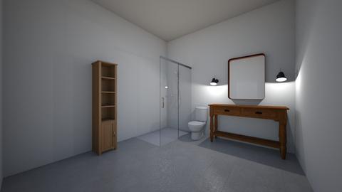 bathroom - by taylorelson