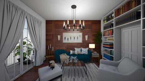 LR - Modern - Living room  - by giulygi