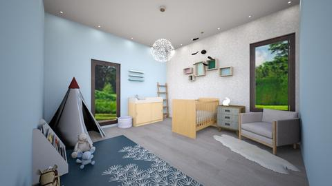 Baby bedroom - Kids room  - by Marion_