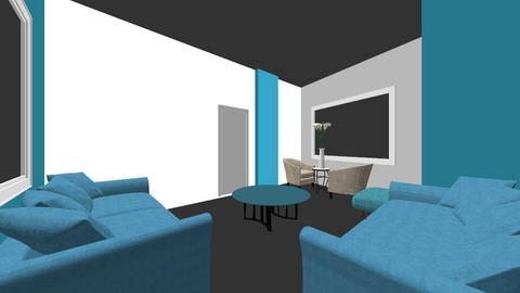 feras - Living room  - by ferasalkasaji