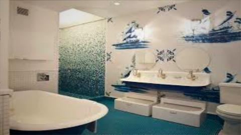 Nautical Bathroom - Bathroom - by Anna Weyer