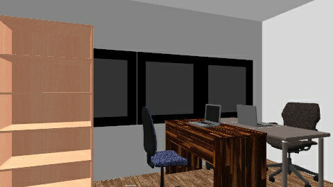 Sala Tipo 4 - Classic - Office  - by thego