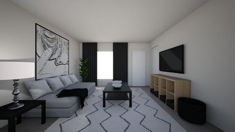 kurt2 - Living room  - by chrometoaster