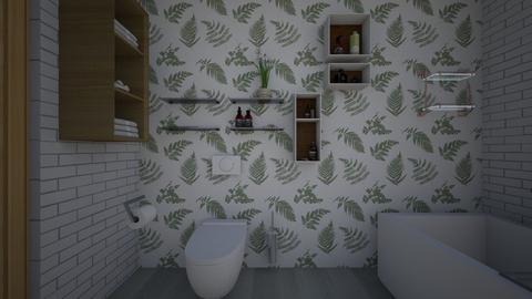 ALFAIR BEDROOM  - Bathroom  - by laisfarias