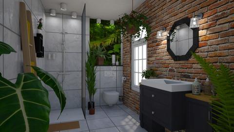 UJ Bathroom - Bathroom - by JM Krab