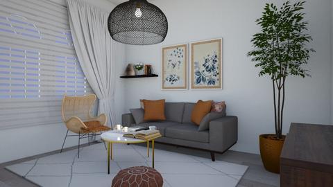 Living Room - Living room  - by cagla_deniz_