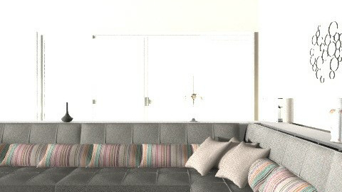 living room - Glamour - Living room  - by juliamarchii