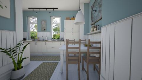WKi - Kitchen  - by Thrud45