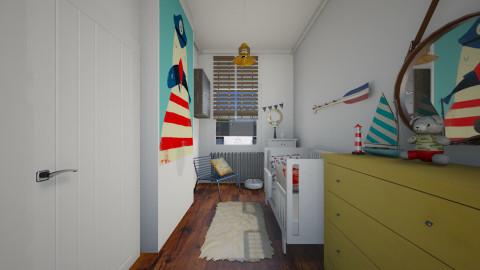 Babyroom for JMLAT - Kids room  - by nenaa