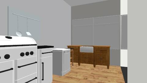 kitchen alt - Minimal - Kitchen  - by YolandaArri