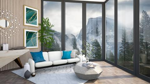 Big Windows Contest - Living room  - by Mint_2005