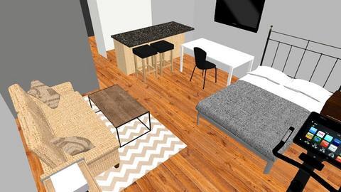 Apt 2B 2  - Bedroom  - by michaelago