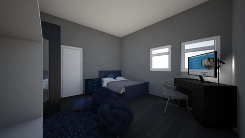 room - Minimal - Bedroom  - by yourmumlolol