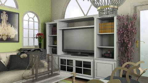in the hamptons - Minimal - Living room  - by whatsmyname