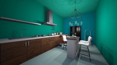 Triadic  - Kitchen  - by Yong Sheng