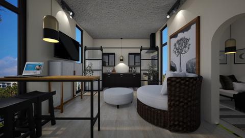 japandi house - by allday08