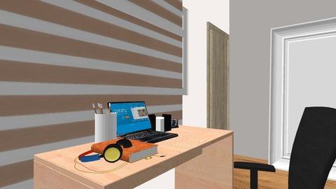 my bedroom - Bedroom  - by duckie0902