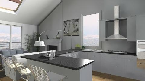 4565352 - Vintage - Kitchen  - by celavia