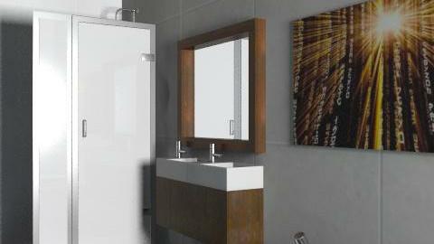 Vaso - Minimal - Bathroom  - by tijana