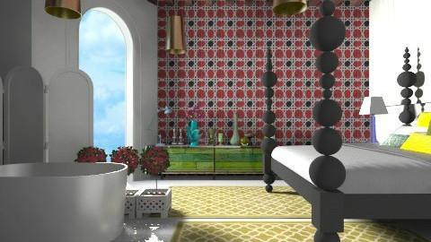 Arabian Night Version - Modern - Bedroom  - by 3rdfloor