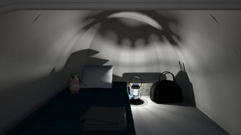 Child Tent - Kids room  - by Merdog