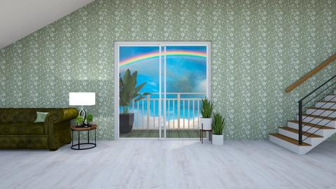 HAPPY SAINT PATRICKS DAY - Living room  - by Wensday