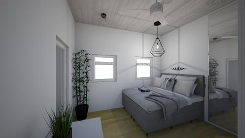 Aesthetic bedroom - Minimal - Bedroom  - by mh111