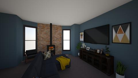 Dream House 2020 - Vintage - by Elena Heimark