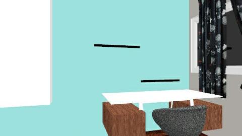Tiff Beach - Rustic - Bedroom  - by Johnc