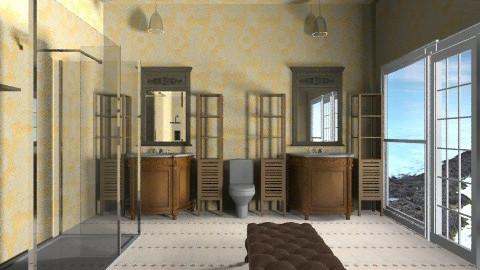 Classic Bath - Classic - Bathroom  - by DiamondJ569