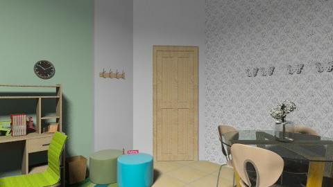 Office and Dining IT Ap - Eclectic - by FranChi