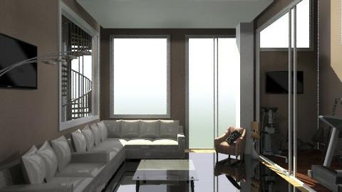 Praya Living Room - Minimal - Living room  - by Sharon Barnes