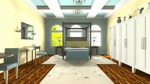 The River Edge - Eclectic - Bedroom  - by decordiva1