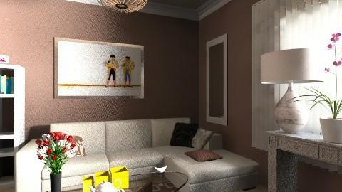 mommys house  - Classic - Bedroom - by Nkanyezi Nhezi Gumede