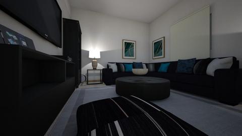 dark - Living room  - by paulalund2021