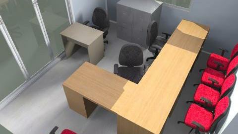 Escritorio Diadema - Classic - Office  - by zonaleste_net