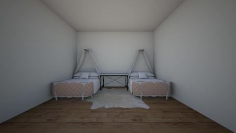 bedrooms - Modern - Bedroom  - by wihe1005