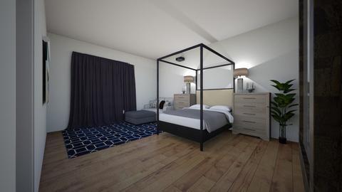 Austin - Modern - Bedroom  - by Almolnar95