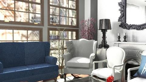 NY home - Vintage - Living room  - by austinajk