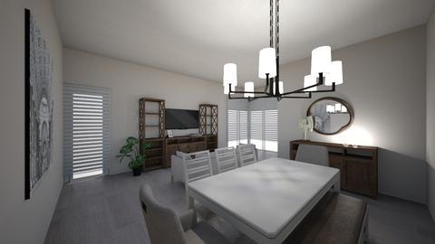 IFSDJER - Vintage - Living room  - by beerenicee