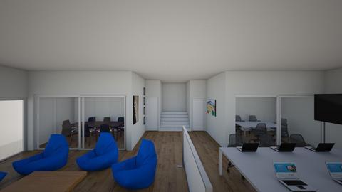 Oficina Planta Alta - Office  - by alfdixi