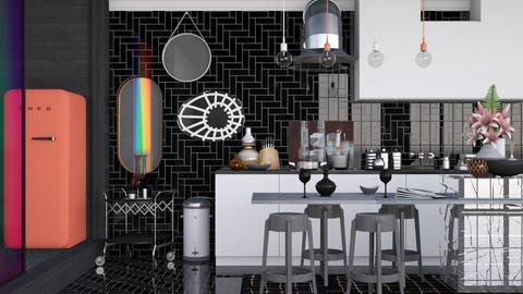 Modern Kitchen - Modern - Kitchen  - by HenkRetro1960